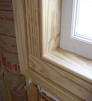 Colonial Window Trim Get Domain Pictures