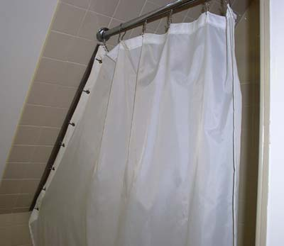 Shower Curtains For Slanted Ceilings Interior Home
